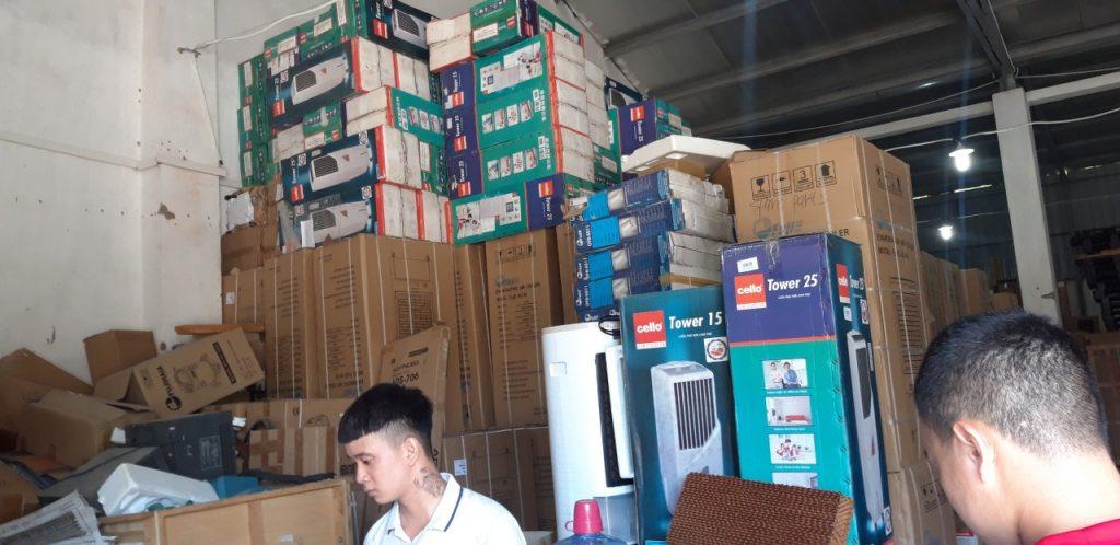 Dịch vụ vận chuyển hàng hóa, vận tải giá rẻ tại Hà Nội