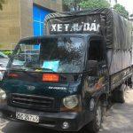 Dịch vụ cho thuê xe tải lớn nhỏ các loại giá rẻ Hà Nội