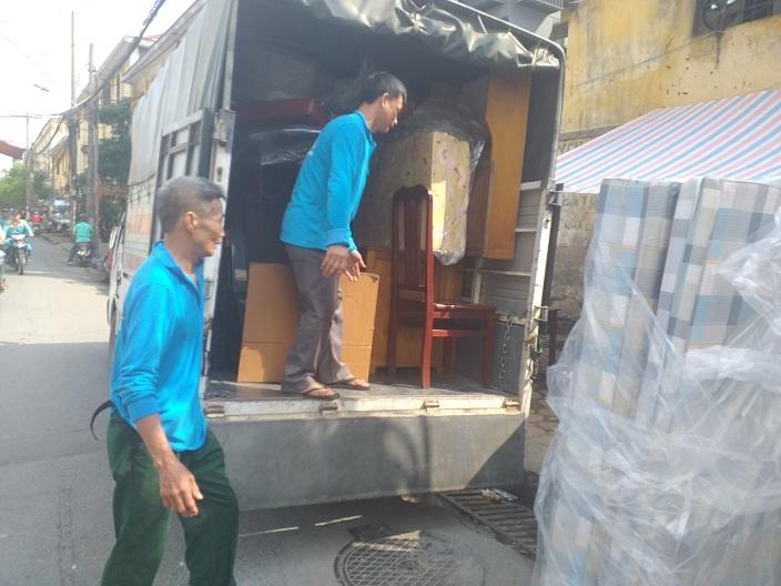 Taxi tải giá rẻ Mai Linh 150 đầu xe tải chở hàng khắp Hà Nội