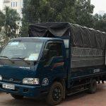 Thuê xe taxi tải giá rẻ tại Hà Nội không bị cấm giờ