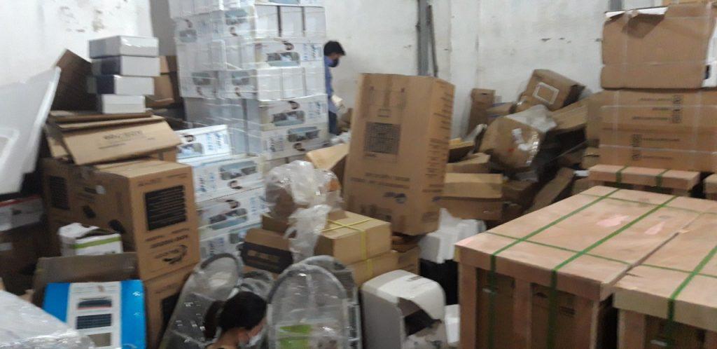 Cho thuê nhân công bốc xếp hàng hóa tại Hà Nội