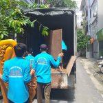 Dịch vụ cho thuê xe tải chuyển nhà giá rẻ tại Hà Nội