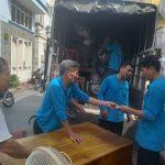 Mai  Linh đơn vị cho thuê xe tải chuyển văn phòng uy tín, giá tốt