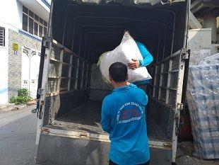 Dịch vụ cho thuê xe tải chở hàng theo ngày
