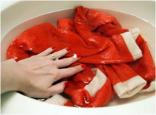 cách giặt áo len