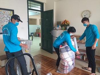 Dịch vụ chuyển nhà trọn gói giá rẻ KM 30% tại Taxi tải Mai Linh